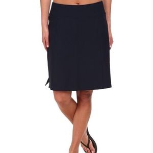 Lucy Tech Vital Collection Skirt Black Sz M